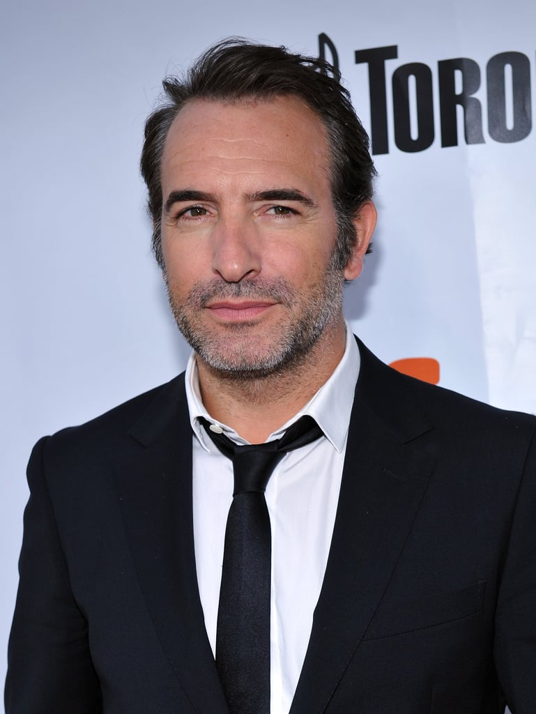 Jean dujardin hot celebrities with gray hair popsugar for Age jean dujardin
