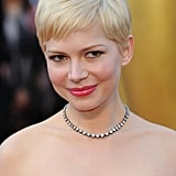 Michelle Williams Oscars Pictures 2012