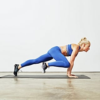 Plank Challenge Workout
