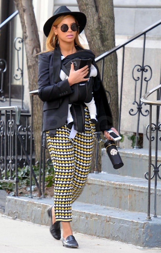 Get Beyoncé's Look: 7 Fab Bold-Print Pants and How to Wear Them