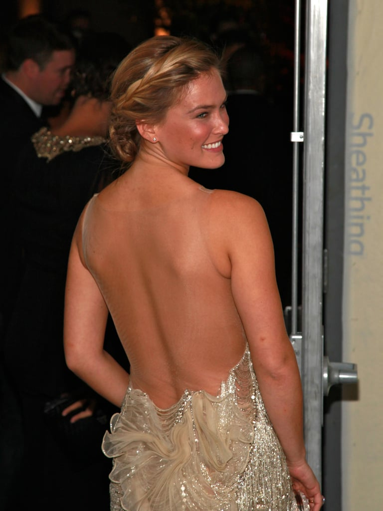 Bar Refaeli made her way into the 2011 Whitney Gala in NYC.