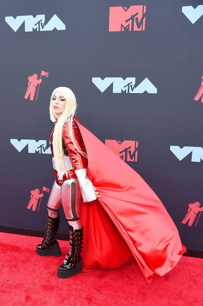 Ava Max at the 2019 MTV VMAs