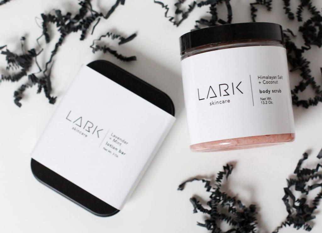 Lark Skin Care Scrub & Lotion Duo