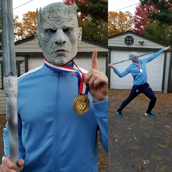 Game of Thrones Night King Javelin Halloween Costume