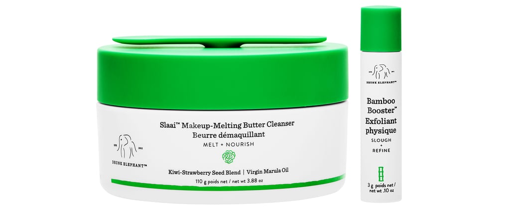 Drunk Elephant Slaai Makeup Melting Butter Cleanser Review