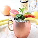 Sparkling Grapefruit Gin Mule
