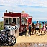 And if all that exploring (or lounging — no judgment!) works up an appetite, chow down at the various food trucks peppered along the beaches' entryways.       Related:                                                                                                           How to Do Food Trucks the Right Way at a Wedding