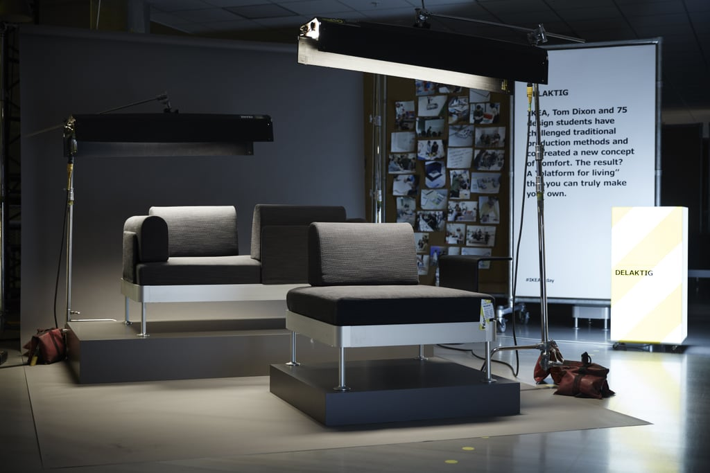 The Delaktig Bed Sofa Is A Single Bed, But Its Features Are More In