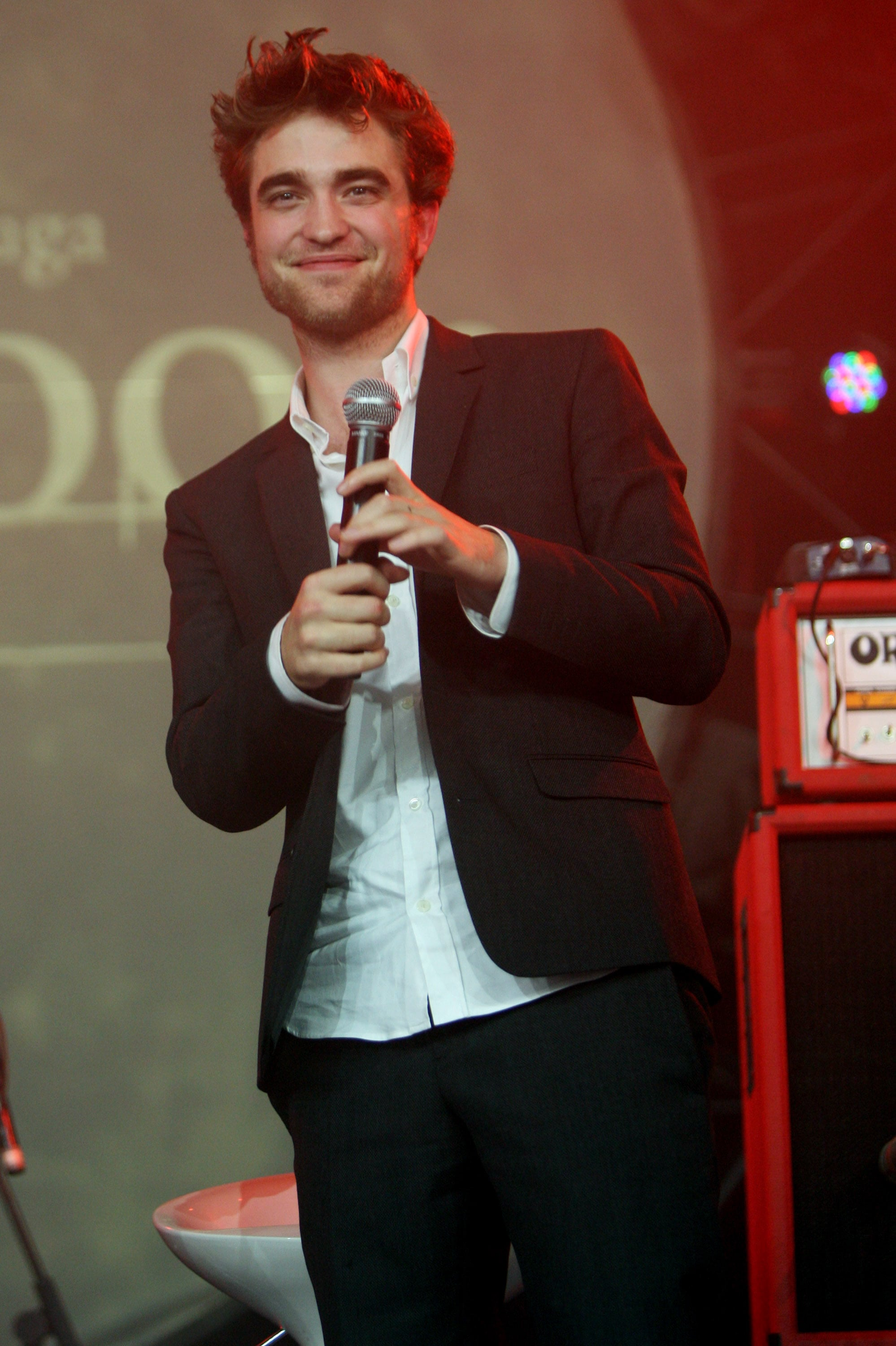 Interviews With New Moon Robert Pattinson About His Music ...