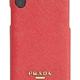 Prada Saffiano Leather iPhone X & Xs Case