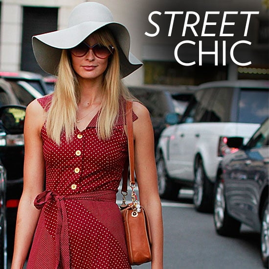Street Style at New York Spring 2012 Fashion Week
