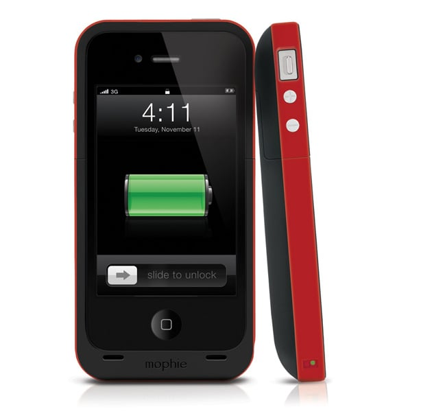The RED campaign is still going strong and is enlisting a red iPhone case ($100) to help with its efforts. Five percent of the sale profits will go toward eliminating AIDS around the world.
