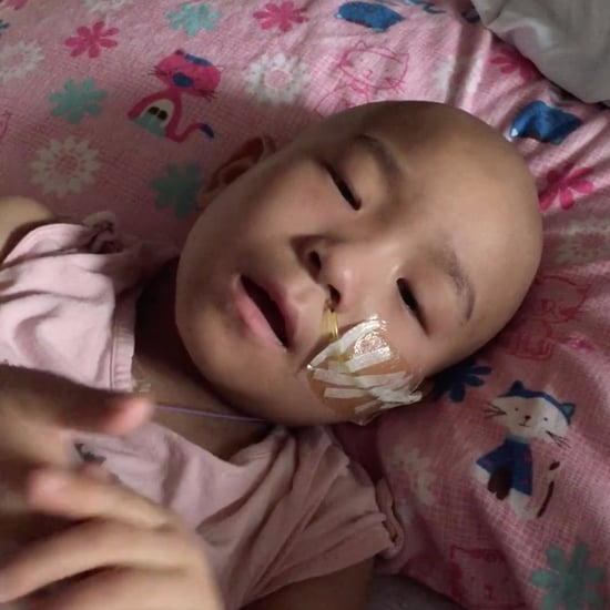 7-Year-Old With Cancer Asks the World For Prayers