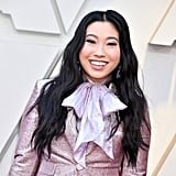 Pictured: Awkwafina