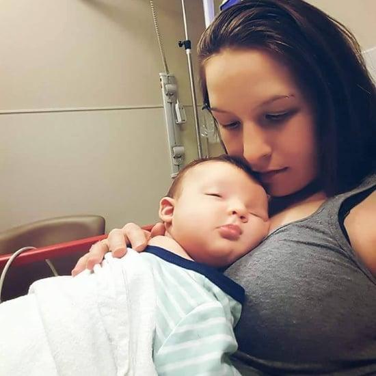 Baby Choked on Breastmilk