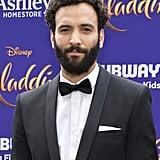 Marwan Kenzari as Jafar