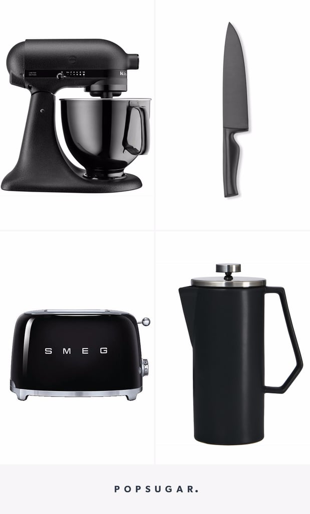 All-Black Kitchen Products