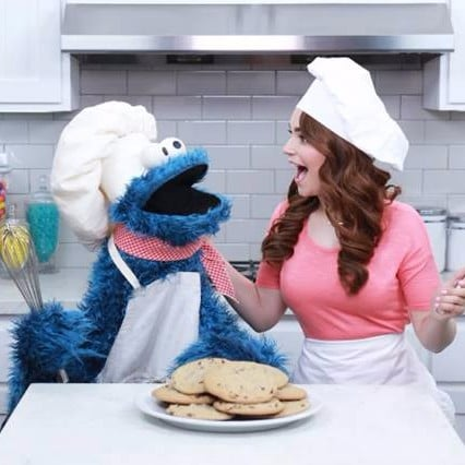 Cookie Monster's 47th Birthday Cooking Tutorial Video