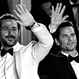 Ryan Gosling Black and White Pictures