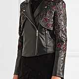 Elie Saab Embroidered Jacket