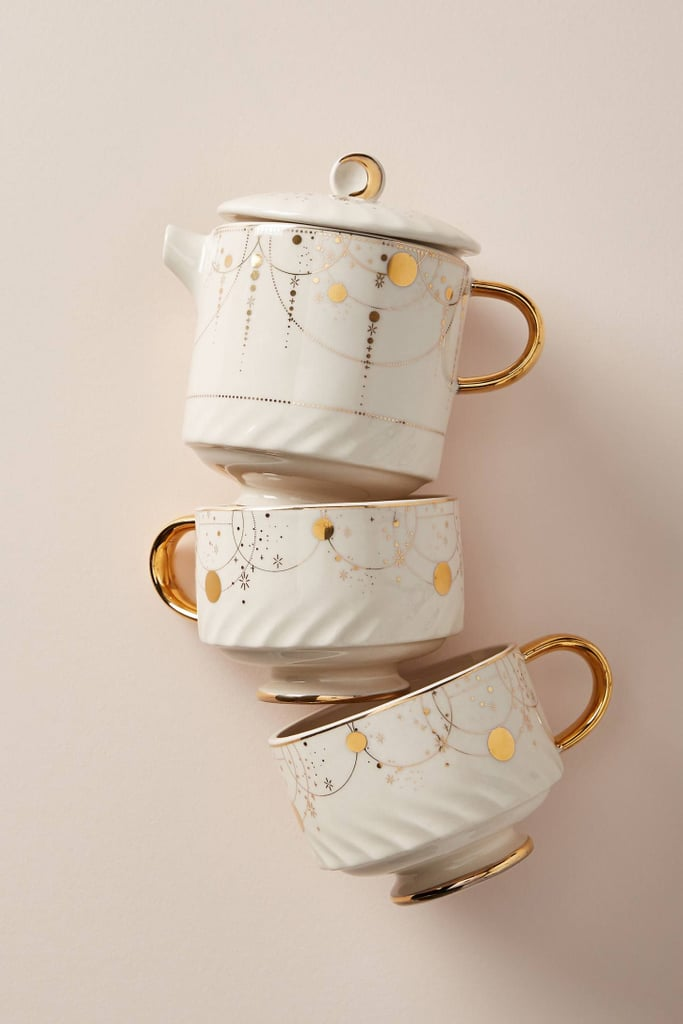 Celine For Two Tea Set From Anthropologie