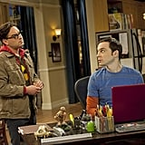 Leonard and Sheldon From The Big Bang Theory
