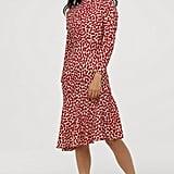 H&M Asymmetric Dress