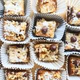 CBD Cookie Bars Recipe