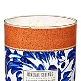 Bath and Body Works Mineral Springs 3-Wick Candle