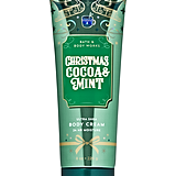Bath & Body Works' Christmas Cocoa & Mint Body Cream