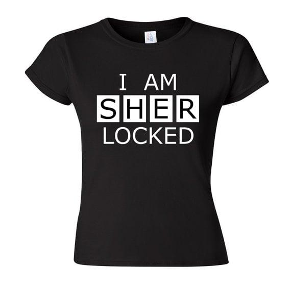 """I Am Sherlocked"" T-Shirt"