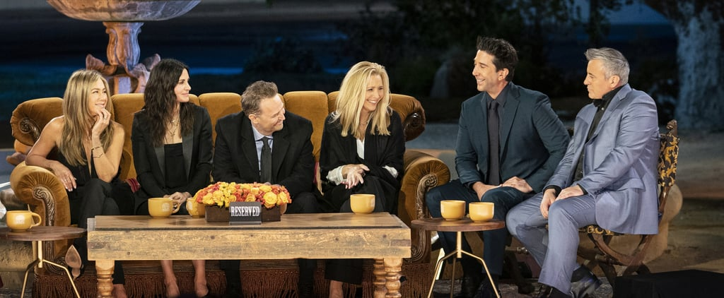 Biggest Revelations From the Friends Reunion on HBO Max