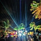 Go to a full moon party.