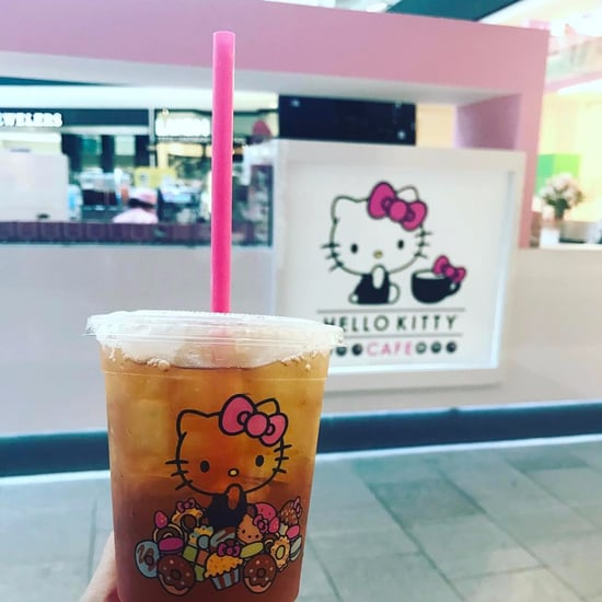 Hello Kitty Mini Cafe