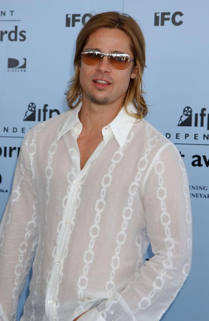 65 Examples of Brad Pitt's Lifelong Hotness