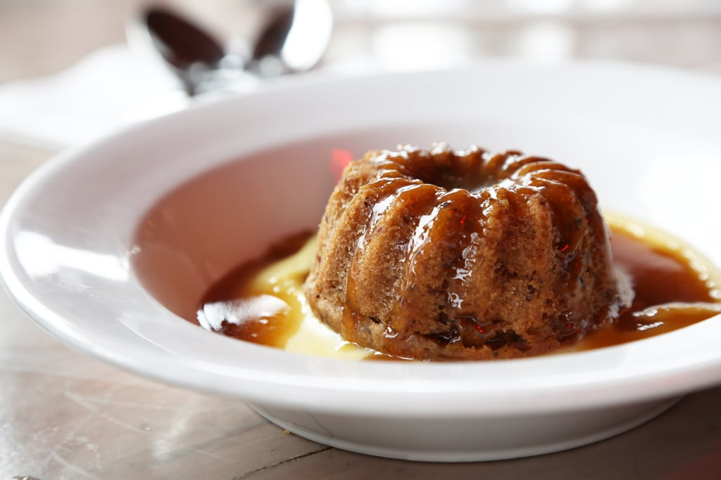 Sticky Toffee Pudding ($8)