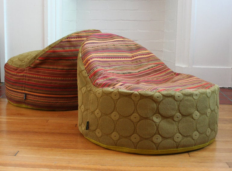 Modern Kids Bean Bag Chair ($80)