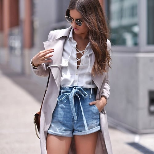 Gorgeous Shorts For the Spring Season