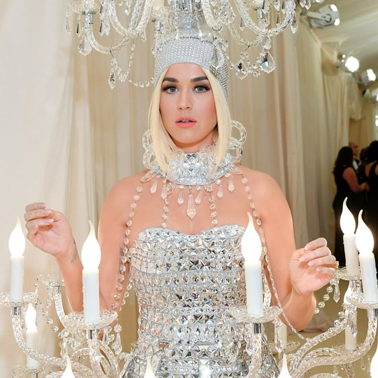 Katy Perry Reveals Her Met Gala Outfit Inspired by Madonna