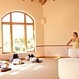 You can also submerge yourself into a sound healing class. Other mindful offerings at the Ranch include a labyrinth, Tai Chi, and reflexology.  RelatedTake Your Juice Habit on the Road: Hotels Where You Can Detox