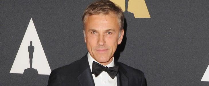 Christoph Waltz Joins Bond 24 as Villain