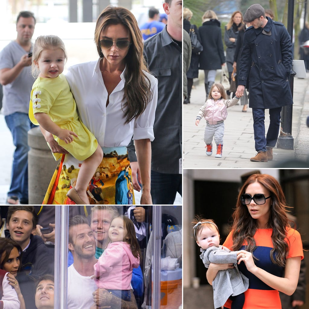 Harper Beckham Is 2 Today!