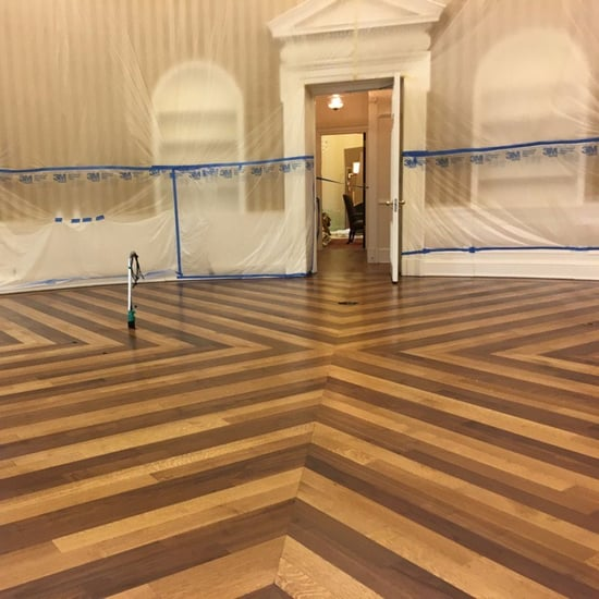 White House Renovations 2017