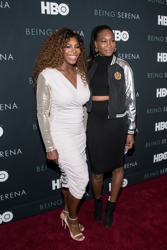 Serena and Venus Williams's Cutest Pictures