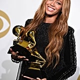 She has won 20 Grammys and is the most nominated woman in the award's history.