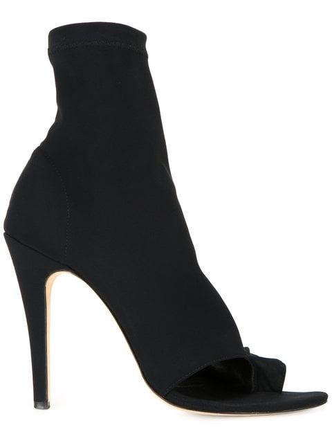 Dion Lee Glove Ankle Boot, $345