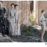 Valentino's Spring ads evoke a sense of nostalgia and romance. Source: Fashion Gone Rogue