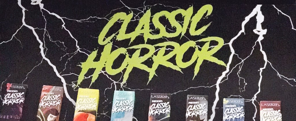 Nothing's Scary About These Horror-Themed Lipsticks — Except How Obsessed You'll Be