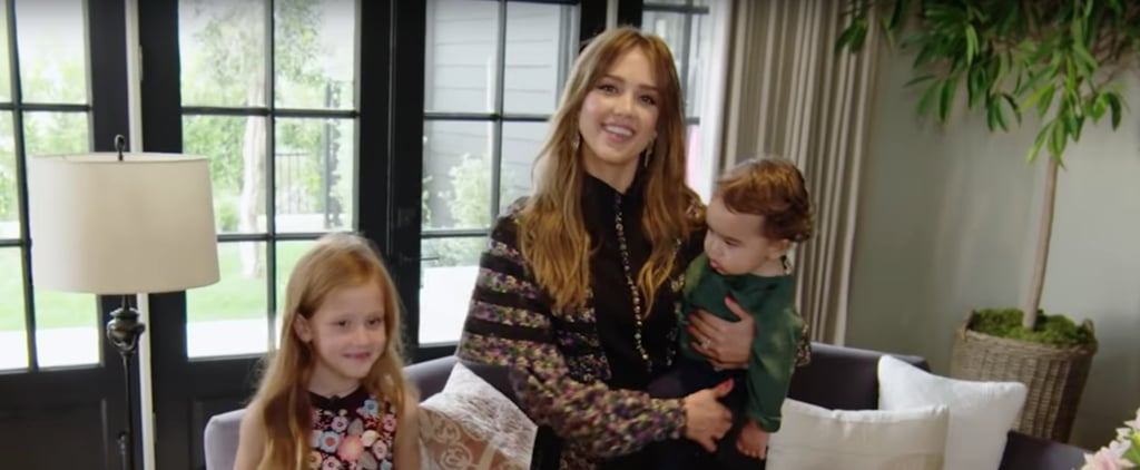 Jessica Alba's Beverly Hills House in Architectural Digest