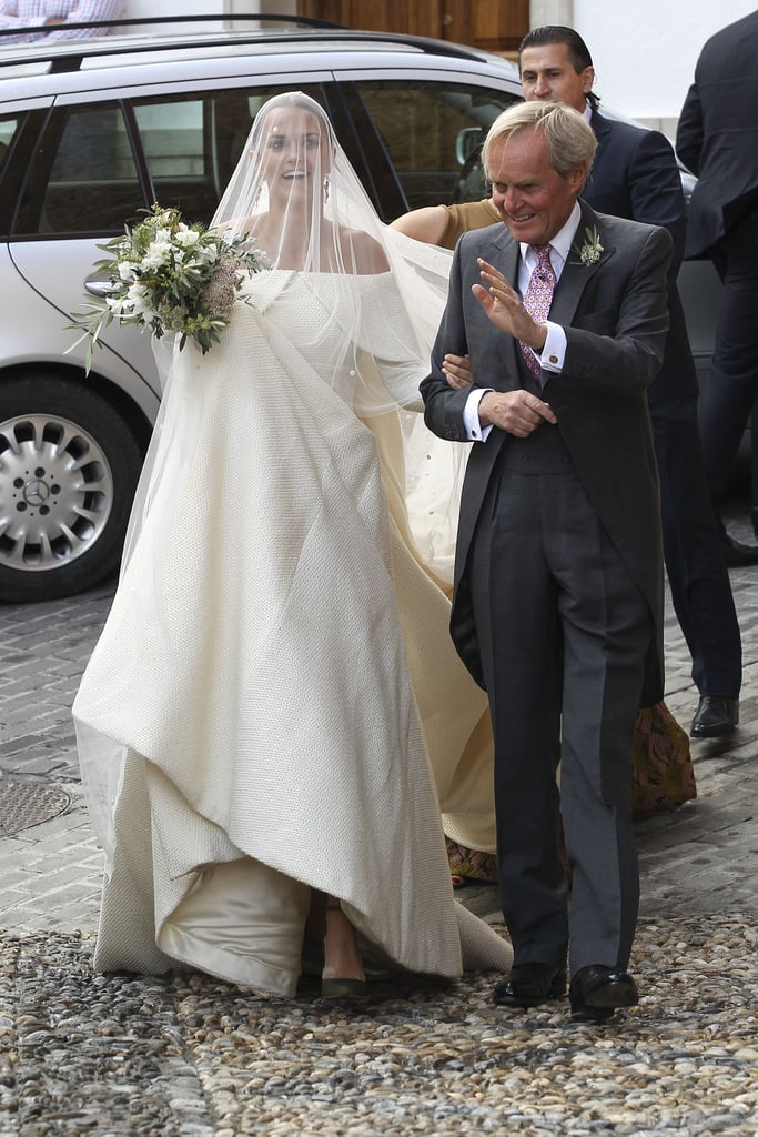 Lady Charlotte Wellesley's Royal Wedding Pictures